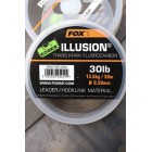 FOX EDGES - FLUOROCARBON ILLUSION TRANS KHAKI LEADER  50m