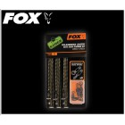 FOX EDGES - SUBMERGE LEADERS WITH KWIK CHANGE KIT   (par 3)