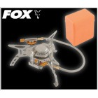 FOX - RÉCHAUD COOKWARE STANDING STOVE inc BAG