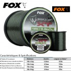 FOX NYLON WARRIOR XT GREEN