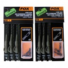 FOX EDGES LEAD CLIPS 30lb SUBMERGE LEADERS