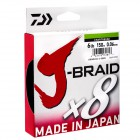 DAIWA -  TRESSE J-BRAID X8 500M MULTICOLORE