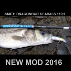 SMITH - DRAGONBAIT SEABASS 110H NEW 2016