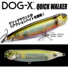 MEGABASS DOG X QUICK WALKER 8.7CM