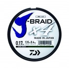 DAIWA J-BRAID VERSION 4 BRINS