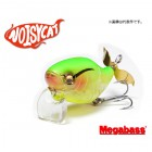 MEGABASS NOISY CAT SPLAT