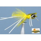 JMC MOUCHE A BLACK BASS  POPPER BASS 30