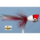 JMC MOUCHE A BLACK BASS  POPPER BASS 60