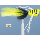 JMC MOUCHE A BLACK BASS  POPPER BASS 80