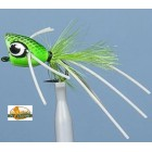 JMC MOUCHE A BLACK BASS  POPPER BASS 23
