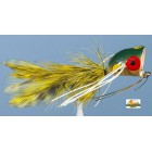 JMC MOUCHE A BLACK BASS  POPPER BASS 62