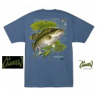 POPPER BASS TEE-SHIRT AL AGNEW