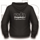 MEGABASS MB - SWEAT  A CAPUCHE  MB