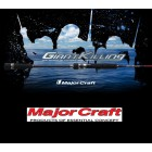 MAJOR CRAFT GIANT KILLING SLOW PITCH BAIT CASTING