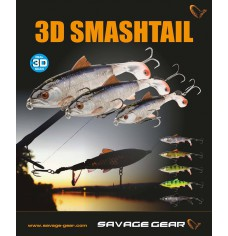 SAVAGE GEAR SG 3D SMASH TAIL
