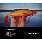SAVAGE GEAR 3D LB RIVER ROACH PADDLE TAIL - 18CM