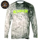 KURUK L-SHIRT EXPEDITION GREY