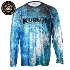KURUK L-SHIRT EXPEDITION BLUE GT