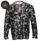 KURUK L-SHIRT EXPEDITION 50 CAMO