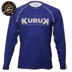 KURUK L-SHIRT EXPEDITION 50 BLUE WATER