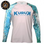 KURUK L-SHIRT EXPEDITION 50 SILVER SHADOW