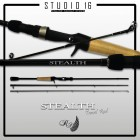 ROD FORD STEALTH 8-17LB CASTING
