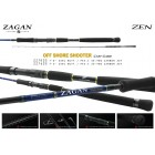 ZEN ZAGAN OFFSHORE SHOOTER SPINNING PE4