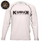 KURUK L-SHIRT EXPEDITION 50 WHITE SHARK