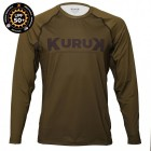 KURUK L-SHIRT EXPEDITION 50 GREEN FOREST KAKI