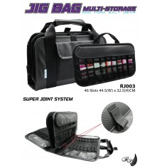 ROD FORD JIG BAG MULTI STORAGE 46