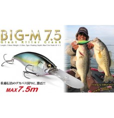 MEGABASS BIG M 7.5