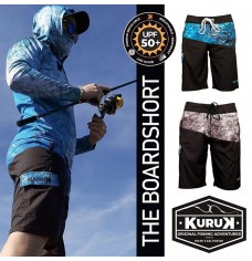 BOARDSHORT KURUK ULTRA LIGHT  UPF50 - BLUE GT