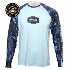 KURUK L-SHIRT EXPEDITION 50 BLUE MONKEY