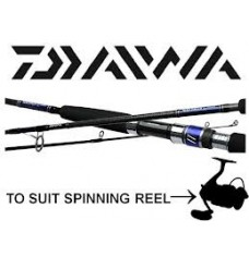 DAIWA - SALTIGA SPARTAN DORADO CB 77 SF