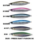 DUO - PRESS BAIT FUSION 90