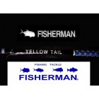FISHERMAN - YELLOW TAIL BG