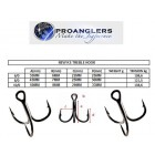 KS PROANGLERS - TREBLE HOOK