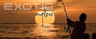 Vente de cannes à pêche Voyage   Exotic anglers EXOTIC ANGLERS