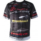ULTIMATE FISHING - TEE SHIRT  COMPETITION - NOIR