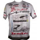 ULTIMATE FISHING - TEE SHIRT  COMPETITION - BLANC